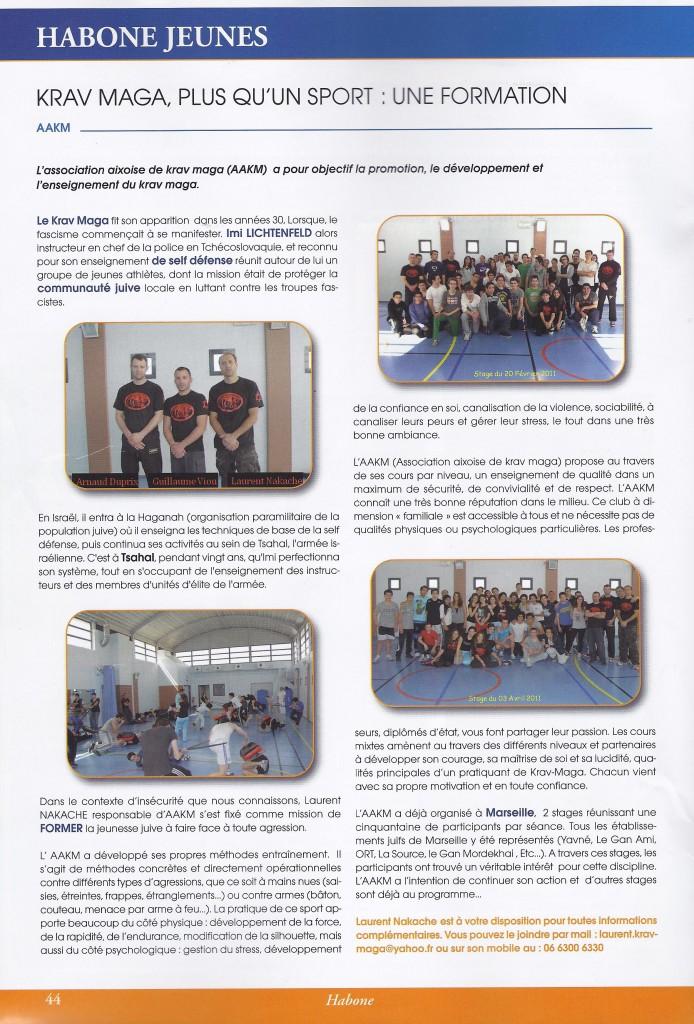 le magazine du consistoire Israélite de Marseille et de la Région Alpes-Provence