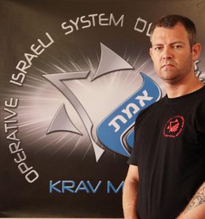 Arnaud Duprix - Instructeur OIS Emeth Krav maga
